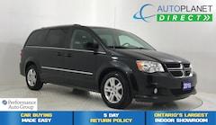 2016 Dodge Grand Caravan Crew, Ontario Vehicle, Alloys, Keyless! Van