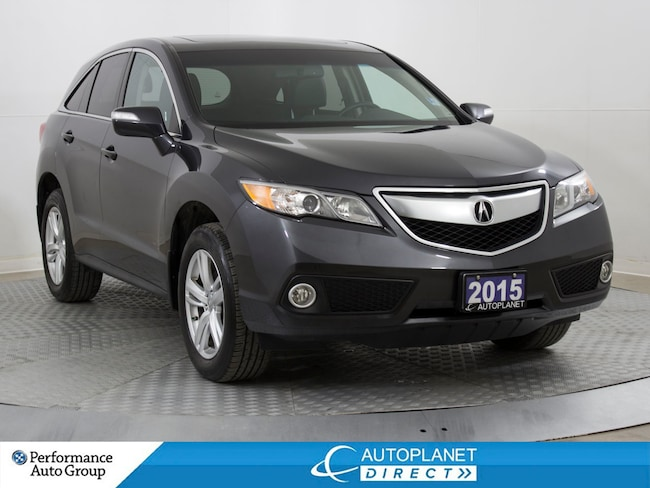 2015 Acura RDX AWD, Heated Seats, Back Up Cam, Moon Roof! SUV