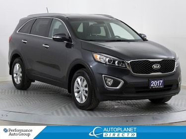2017 Kia Sorento LX, Heated Seats, Parking Sensors, Bluetooth! SUV