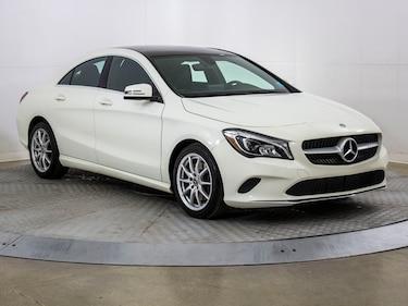 2018 Mercedes-Benz CLA 250 4MATIC Turbo, Premium 1, Navi, Apple CarPlay! Sedan