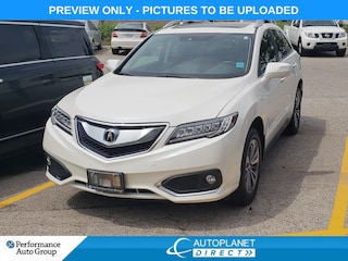 2017 Acura RDX AWD, Advance Pkg, Navi, Back Up Cam! SUV