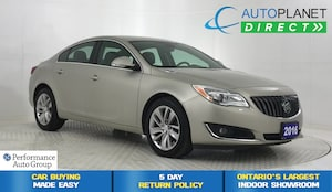 2016 Buick Regal , Heated Seats, Bluetooth, Clean Carproof!
