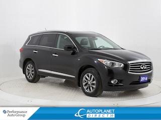 2014 INFINITI QX60  AWD, Navi, Back Up Cam, Memory Seat! SUV