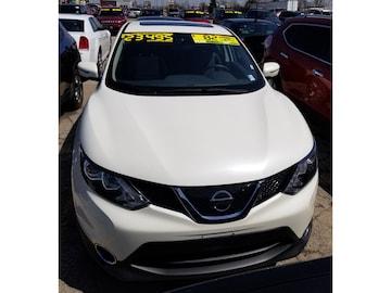 2018 Nissan Qashqai SV AWD, Back Up Cam, Sunroof, Heated Seats! SUV