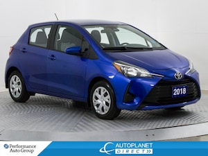 2018 Toyota Yaris LE, Back Up Cam, Heated Seats, Bluetooth!