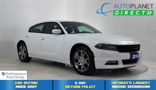 2017 Dodge Charger SXT AWD, Heated Seats, Remote Start! Sedan