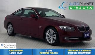 2012 BMW 328i xDrive, Navi, Sunroof, Heated Seats! Coupe