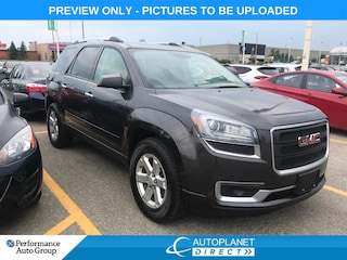 2015 GMC Acadia SLE 4x4, Back Up Cam, 7 Passsenger, Bluetooth! SUV