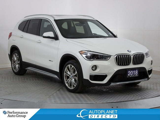 2018 BMW X1 xDrive28i, Essential Premium Pkg, Back Up Cam! SUV