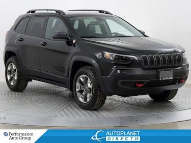 2019 Jeep Cherokee Trailhawk 4x4, Leather Plus, Cust. Preferred Pkg! SUV