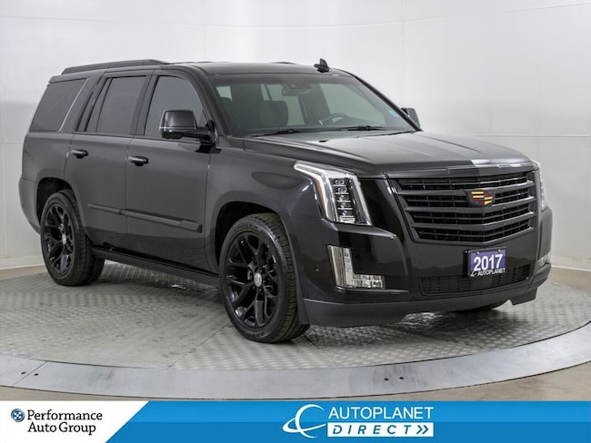 Used 2017 Cadillac Escalade For Sale at Auto Planet | VIN