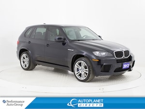 2013 BMW X5 M xDrive, Heads Up Display, Navi, Back Up Cam!