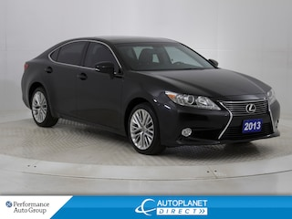 2013 LEXUS ES 350 Touring, Navi, Pano Roof, Heated Seats, Bluetooth! Sedan