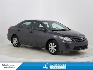 2012 Toyota Corolla CE, Trailer Hitch, Clean Carproof! Sedan