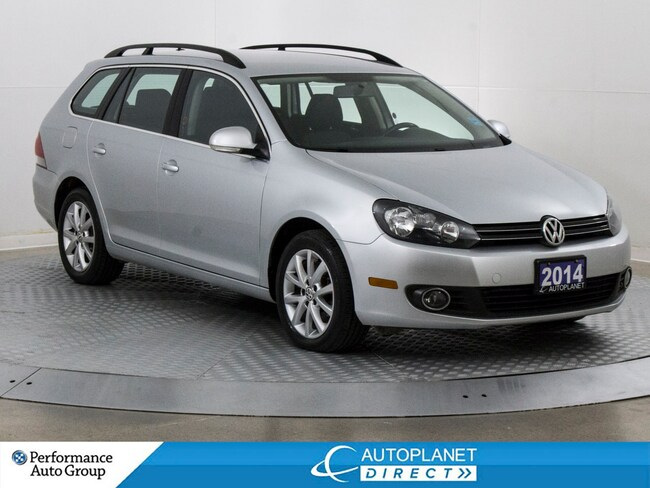2014 Volkswagen Golf TDI, Comfortline, Heated Seats, Bluetooth! Wagon