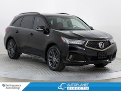 2019 Acura MDX AWD, Elite + A-Spec Pkg, Navi, Remote Start! SUV