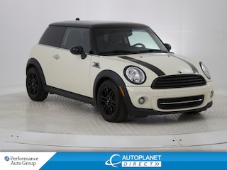 2013 MINI Cooper Cooper, Baker Street, Pano Roof, Heated Seats! Hatchback