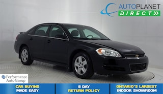 2011 Chevrolet Impala LT, Clean Carproof, Ontario Vehicle! Sedan