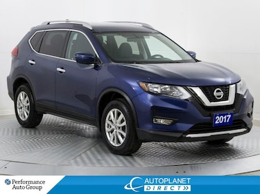 2017 Nissan Rogue SV AWD, Heated Seats, Back Up Cam, Bluetooth! SUV