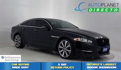 2015 Jaguar XJ 3.0L AWD, Premium Luxury Pkg, Navi! Sedan
