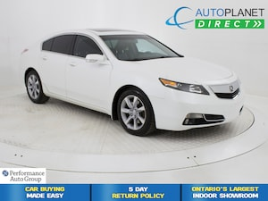 2012 Acura TL Sunroof, Memory Seat, Heated Seats!