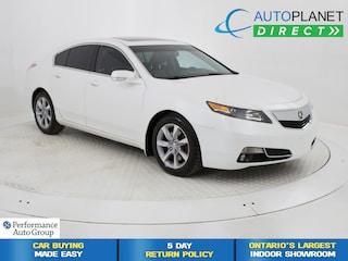 2012 Acura TL Sunroof, Memory Seat, Heated Seats! Sedan