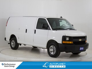 2016 Chevrolet Express 2500 SWB, OnStar, Ontario Vehicle, Clean Carproof! Minivan