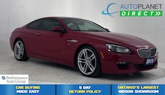 2015 BMW 650i Coupe xDrive, M Sport, Navi, Sunroof! Coupe