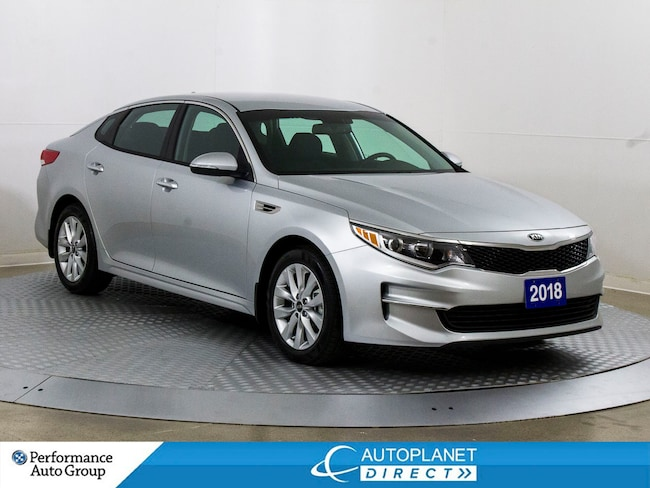 2018 Kia Optima LX+, Back Up Cam, Heated Steering Wheel! Sedan
