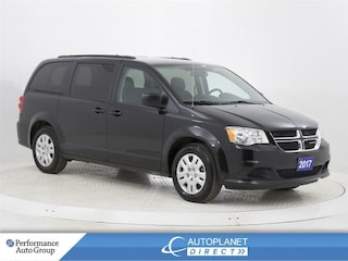 2017 Dodge Grand Caravan CVP/SXT, Customer Preferred Pkg 29G, Stow 'N Go! Minivan