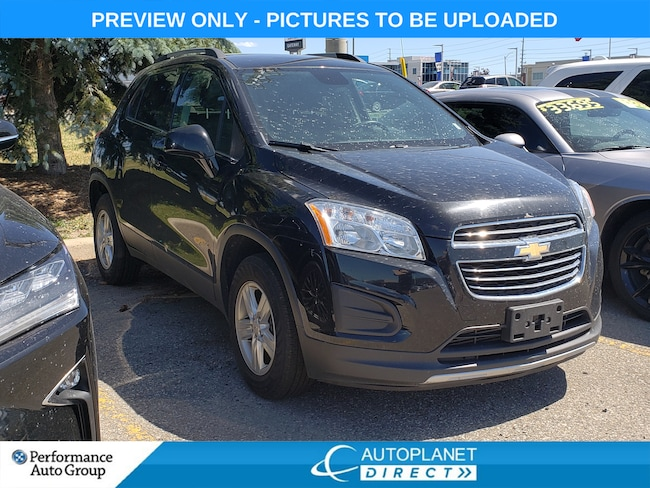 2016 Chevrolet Trax LT AWD, Back Up Cam, OnStar, Chevy MyLink! SUV