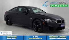2015 BMW M4 , Driver Assist Pkg, Navi, Carbon Fiber Roof! Coupe