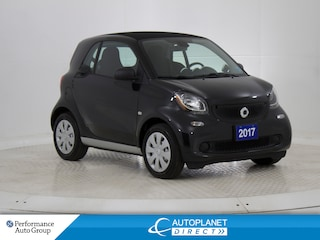 2017 smart fortwo passion, Cruise Control, Bluetooth! Coupe