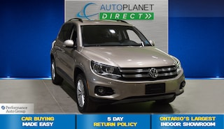 2016 Volkswagen Tiguan AWD, Special Edition, Back Up Cam, Bluetooth! SUV