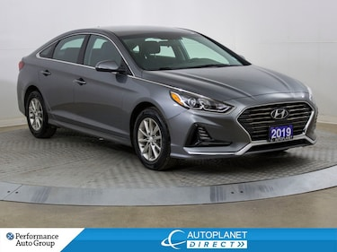 2019 Hyundai Sonata Essential, Back Up Cam, Apple CarPlay, Bluetooth! Sedan