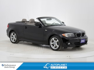 2012 BMW 128i Soft Top Convertible,Navi,Heated Seats, Bluetooth! Convertible