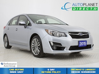 2015 Subaru Impreza Limited AWD, Navi, Moon Roof, Back Up Cam! Wagon