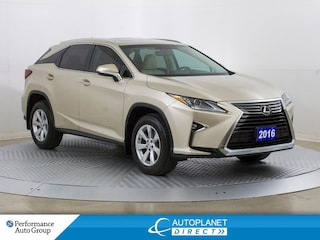 2016 LEXUS RX 350 AWD, Back Up Cam, Sunroof, Heated/Cooled Seats! SUV