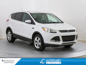 2014 Ford Escape SE 4x4, Back Up Cam, Heated Seats, Inverter!!