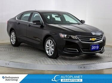 2019 Chevrolet Impala LT, Back Up Cam, Chevy MyLink, Bluetooth! Sedan