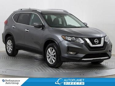 2017 Nissan Rogue SV AWD, Back Up Cam, Heated Seats, EX Flex System! SUV