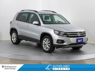 2017 Volkswagen Tiguan AWD, Wolfsburg Edition, Back Up Cam! SUV