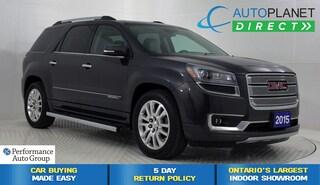 2015 GMC Acadia Denali AWD, Navi, Heads Up Display, Sunroof! SUV
