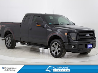 2014 Ford F-150 FX4 4x4, Navi, Back Up Cam, Sunroof! Truck