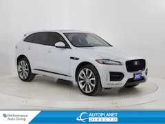 2017 Jaguar F-PACE 35t R-Sport AWD, Navi, Heads Up Display! SUV