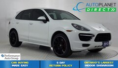 2013 Porsche Cayenne Turbo AWD, Navi, Pano Roof, Back Up Cam! SUV