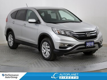 2016 Honda CR-V SE AWD, Back Up Cam, Heated Seats, Bluetooth! SUV