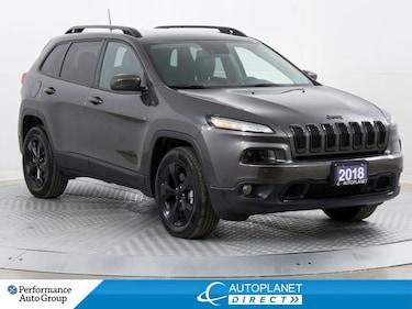 2018 Jeep Cherokee Ltd High Altitude 4x4, Navi, Blind Spot Assist! SUV