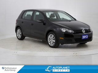 2013 Volkswagen Golf Comfortline, Heated Seats, Bluetooth! Hatchback