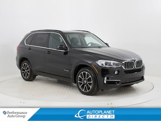 2014 BMW X5 xDrive50i, Premium Pkg, Heads Up Display, Navi! SUV
